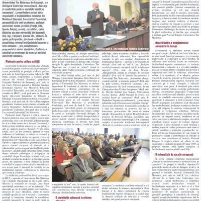 Tribuna Învăţământului nr. 927, 03 – 09 decembrie 2007