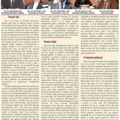 Tribuna Învăţământului nr. 936, 11 - 17 februarie 2008