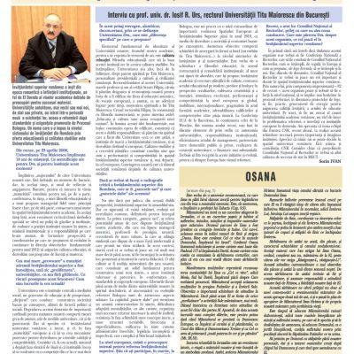 Tribuna Învăţământului nr. 946, 21 - 27 aprilie 2008