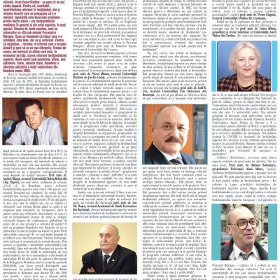 Tribuna Învăţământului nr. 969, 29 septembrie - 05 octombrie 2008