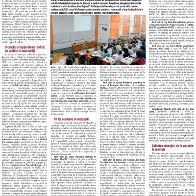Tribuna Învăţământului nr. 1032-1033, 18 - 24 ianuarie 2010