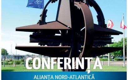 """Conferinţa """"Alianţa Nord-Atlantică şi securitatea lumii contemporane. 70 de ani de la înfiinţarea NATO, 15 ani de la intrarea României în NATO"""" – 23 aprilie 2019"""