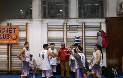 Echipa de baschet a Universității Titu Maiorescu va participa la returul Campionatului Municipal Universitar
