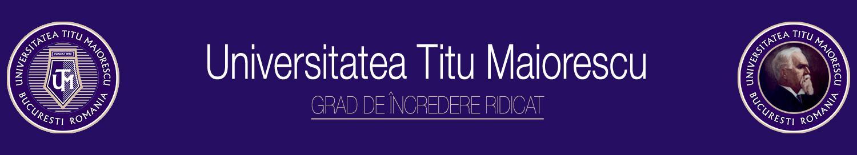 Universitatea Titu Maiorescu