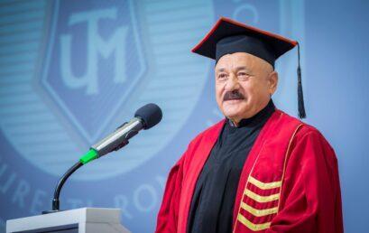 Mesajul Președintelui Universității Titu Maiorescu  la deschiderea noului an universitar